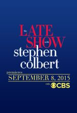 Affiche The Late Show with Stephen Colbert