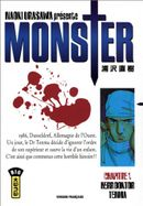 Couverture Herr Doktor Tenma - Monster, tome 1