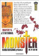 Couverture Je t'attendais - Monster, tome 16