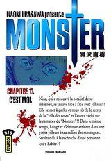 Couverture C'est moi - Monster, tome 17