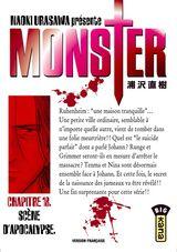 Couverture Scène d'apocalypse - Monster, tome 18