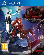 Jaquette Deception IV : The Nightmare Princess