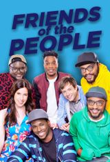 Affiche Friends of the People