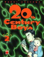 Couverture 20th Century Boys, tome 2