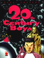 Couverture 20th Century Boys, tome 4