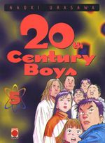 Couverture 20th Century Boys, tome 5
