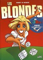 Couverture Les Blondes en 3D