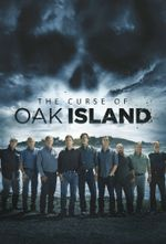 Affiche La malédiction de Oak Island