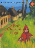 Couverture Le Petit Chaperon rouge