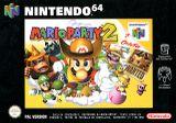 Jaquette Mario Party 2
