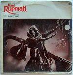 Pochette Rani Rupmati (OST)