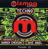 Pochette Mixmag Live!, Volume 13: Techo