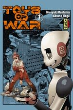 Couverture Toys of war - Tome 1