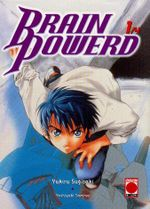 Couverture Brain Powerd, tome 1