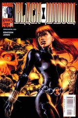 Couverture Marvel Knight : Black Widow