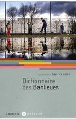 Couverture Dictionnaire des banlieues