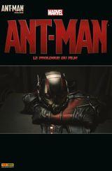 Couverture Ant-Man : le prologue du film - Ant-Man Hors Série, tome 1