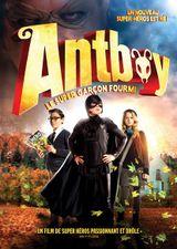 Affiche Antboy, le super garçon fourmi