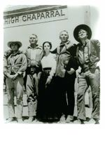 Affiche The High Chaparral