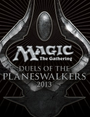 Jaquette Magic : The Gathering - Duels of the Planeswalkers 2013