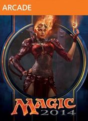 Jaquette Magic: The Gathering - Duels of the Planeswalkers 2014