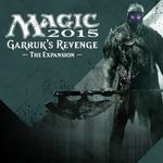 Jaquette Magic : The Gathering - Duels of the Planeswalkers 2015 : La Vengeance de Garruk