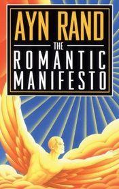 Couverture The romantic manifesto