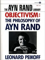 Couverture Objectivism: The Philosophy of Ayn Rand