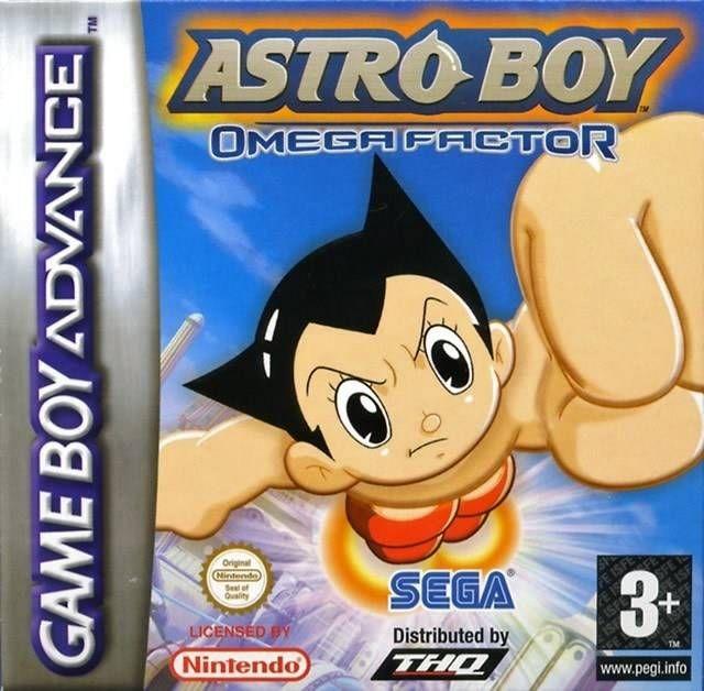 Astro Boy : Omega Factor (2003)