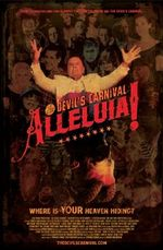 Affiche Alleluia! The Devil's Carnival