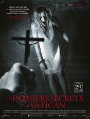Affiche Les Dossiers secrets du Vatican