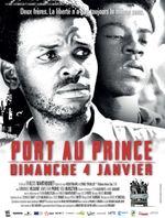 Affiche Port-au-Prince, dimanche 4 janvier