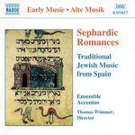 Pochette Sephardic Romances