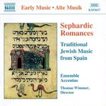 Pochette Sephardic Romances - Traditional Jewish Music From Spain