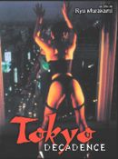 Affiche Tokyo décadence