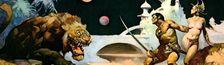 Cover Univers - Top 15 de Planet opera