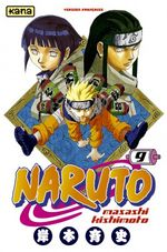 Couverture Naruto, tome 9
