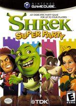 Jaquette Shrek : Super Party
