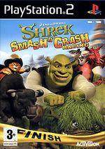 Jaquette Shrek : Smash N' Crash Racing