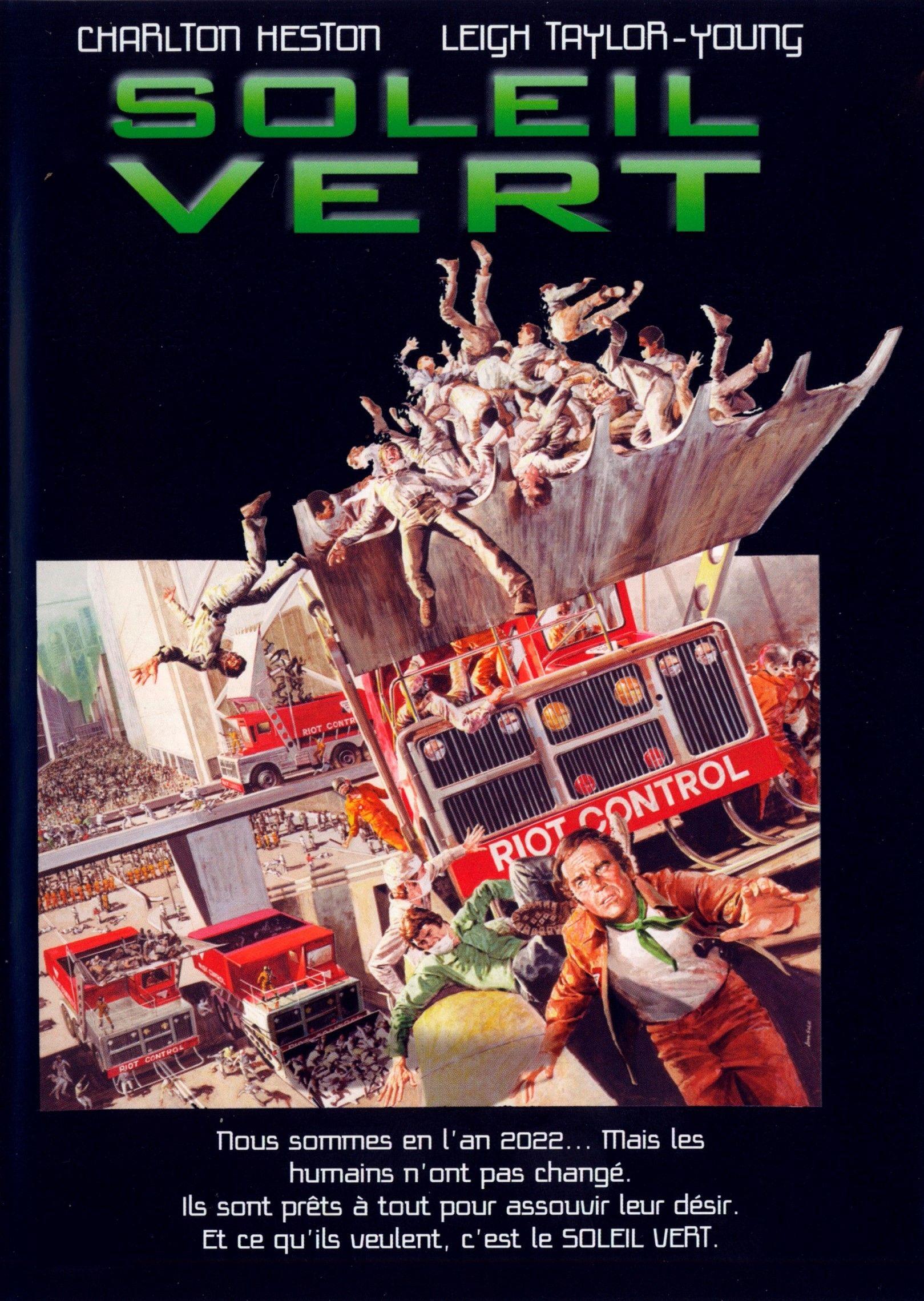 Affiches, posters et images de Soleil vert (1973