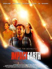 Affiche Zone d'impact : Terre