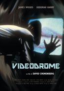 Affiche Vidéodrome