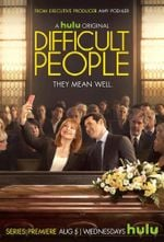 Affiche Difficult People