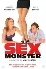 Affiche The sex Monster