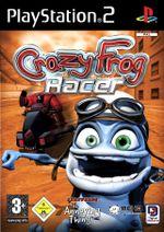 Jaquette Crazy Frog Racer