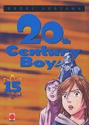 Couverture 20th Century Boys, tome 15