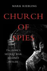 Couverture Church of Spies