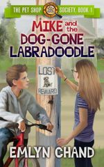 Couverture Mike and the Dog-Gone Labradoodle