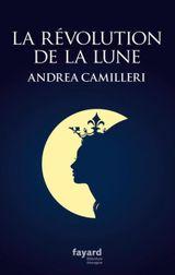 Couverture La Révolution de la lune