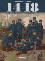 Couverture Le Champ d'honneur - 14-18, tome 3
